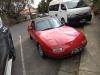 MWR cars at Bunyip