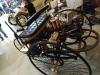 The first car - a Daimler replica